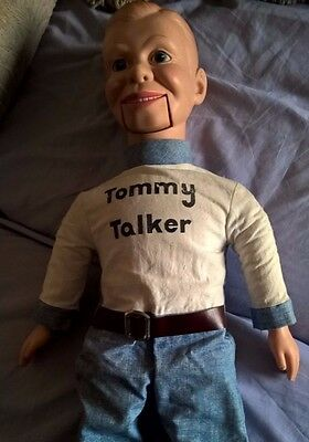 Tommy Talker doll - WANTED