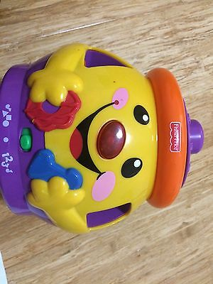 Fisher-Price Toy To Learn Shapes