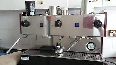 Boema Commercial Coffee Machine Double Port