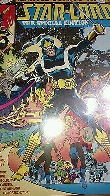 Starlord, The Special Edition #1 (Feb 1982, Marvel)