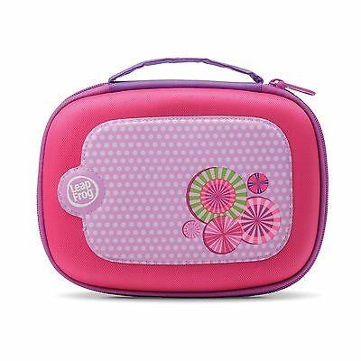 Leapfrog 5-Inch Carrying Case Pink Made to Fit Leap Pad 3 and Leap Pad 2