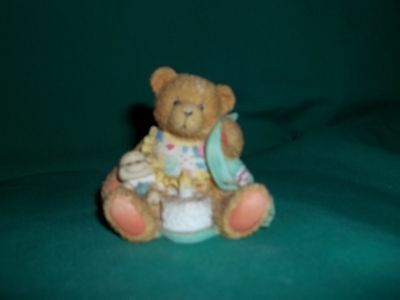 Cherished Teddies Age 1 Beary Special One #911348