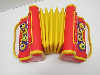 Wiggles Touring Party Limited Play Along Accordian 2004