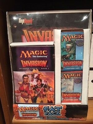 Invasion Fat Pack Magic the Gathering MTG New in Shrink