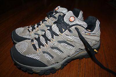Mens Merrell Continuum Goretex Vibram Hiking Shoes US 8.5