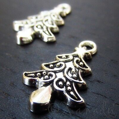 I Love Quilting Wholesale Antiqued Silver Plated Charms C0530-10 20 Or 50PCs