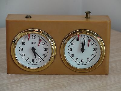 Vintage Chess Clock Timer West Germany