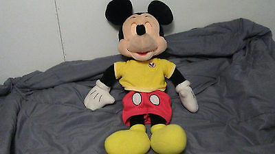 Worlds of Wonder Talking Mickey Mouse Cassette WORKING PLAYER