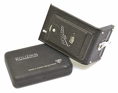 Vintage Rollei Rolleikin 2 (?) Conversion Kit For 35mm Film! Looks Good!