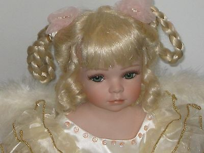 Alberon Collector Porcelain Doll - 'Sophie'.