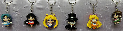 #KEY031 -  Sailor Moon - Schlüsselanhänger Keychain - Petit Chara Collection