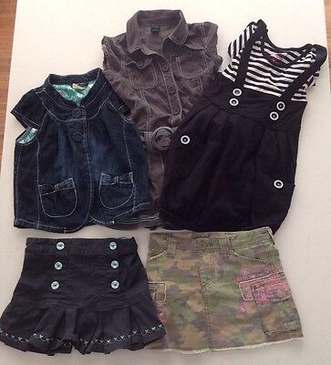 Girls Size 7 Mixed Clothes Mostly Pumpkin Patch