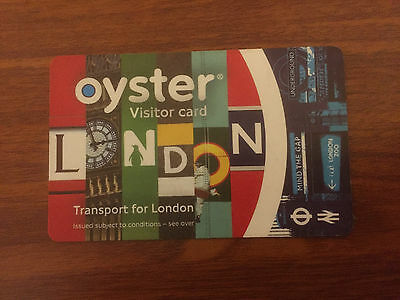 Oyster Card Limited Edition