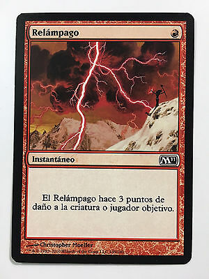 Magic The Gathering Relampago