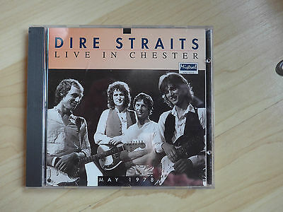 DIRE STRAITS - LIVE IN CHESTER 1 cd