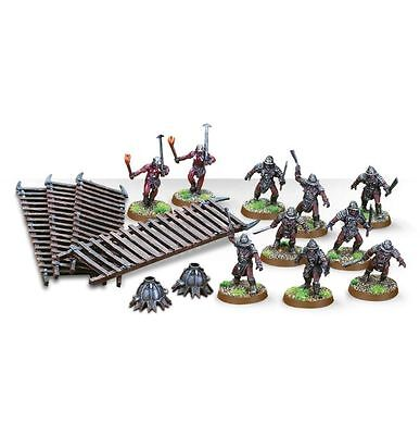 Lord of the Rings Strategy Battle Game Uruk-hai Siege Troops