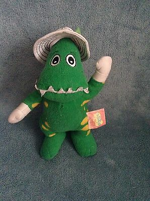 the wiggles 'dorothy the dinosaur' toy