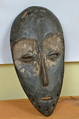 African Lega from  Mask D R of Congo .