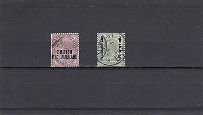 British Bechuanalnd & Bechuanaland Protectorate Stamps