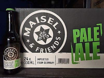 Case of beer - Maisel & Friends Pale Ale - 24 x 330ml