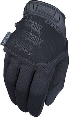 Mechanix Pursuit CR5 Covert Black Cut Resist Military Tactical Gloves Handschuh