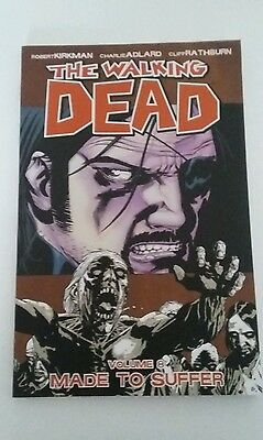 The Walking Dead Vol. 8 Made To Suffer