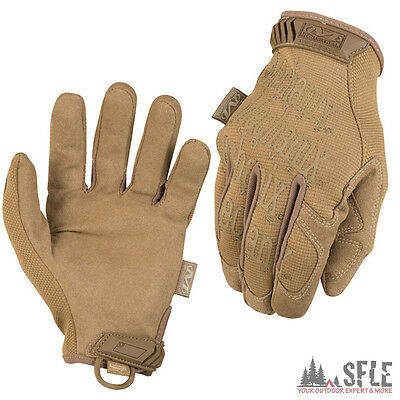 MECHANIX Original Coyote,  Mechaniker Arbeits-Schutz-Handschuhe, MG-72