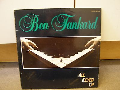BEN TANKARD All Keyed Up LP (Rare Funk/Soul Vinyl Album)