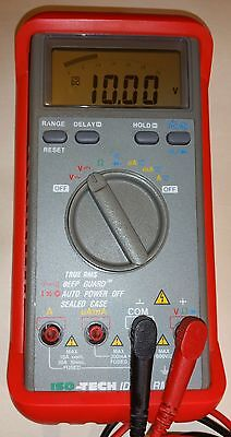 ISO-tech IDM97 True RMS Digital Multimeter