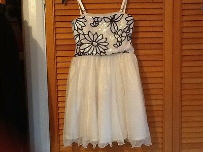 girls party dress age 10 to 11