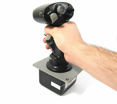 Original Hand Grip Column Usa Measurement Control Stick Joystick Aircraft Pilots