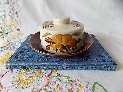 Delma - Lovely Vintage Butter / Cheese Dish
