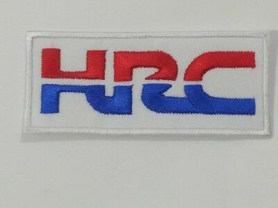 HRC Honda Racing EMBROIDERED Iron on PATCH/Badge SALE