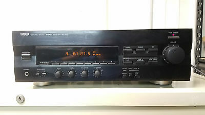 Yamaha RX-496 Natural Sound Stereo Receiver
