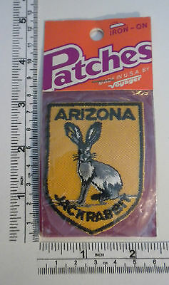Vintage US State Arizona Collectible Patch 4