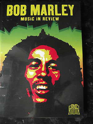 Bob Marley Music in Review DVD/Book