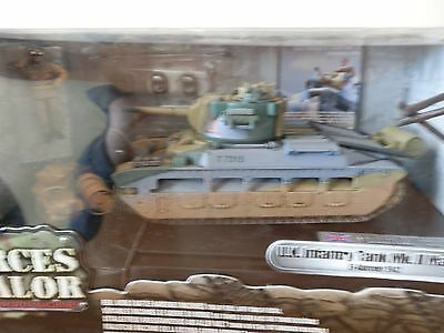 forces of valour matilda tank 1/32 scale rare