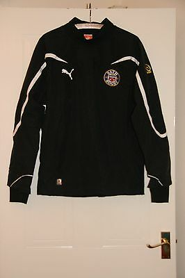 Brand New Bath Rugby Club Sports Top By Puma - Size Small