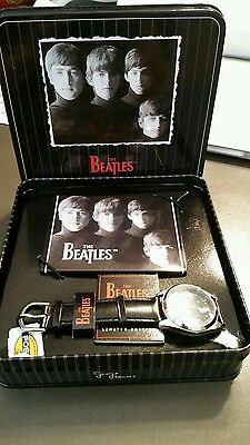 Limited Edition Beatles 1996 Authentic Fossil watch