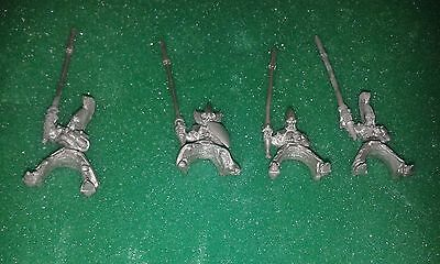 4 high elves silver helms 1st edition
