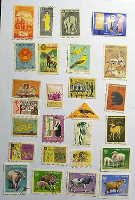 Vietnam Viet nam Cong Hoa Old Early Stamps lot630