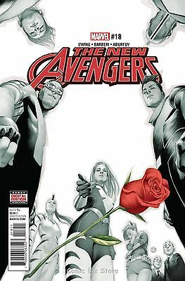 New Avengers #18 (2016) 1St Printing Bagged & Boarded