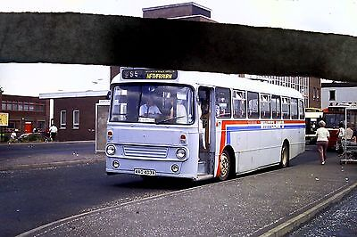 Whitelaws Of Stonehouse Bus Slide Leyland Leopard Reg No Aao 403A (Agm 670L)