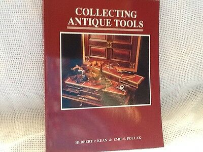 collecking antique tools book