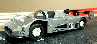Scalextric Vintage Sauber Mercedes In Excellent Boxed Condition (C189)