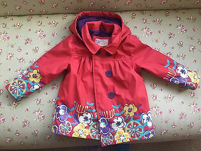 Onme Boutique Girls coat aged 2-3