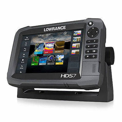 Lowrance HDS-7 Gen3 Touch Insight USA 83/200 Transducer