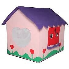 CHILDRENS DOLLHOUSE PLAY TENT INDOOR & OUTDOOR PLAYHOUSE by BAZOONGI JUMPKING
