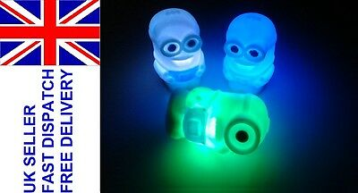 MINIONS Lamp *WIN at £5 +* LED Light Changing Despicable Me Doll Toy Gift Kid