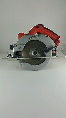 Milwaukee 18v 165mmrechargeable circular saw *skin only.
